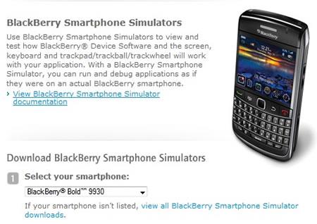 Como programar para BlackBerry - LuizTools
