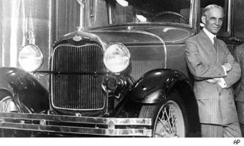 Henry-ford-and-model-T