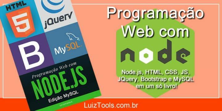Livro Node.js+MySQL - Fontes