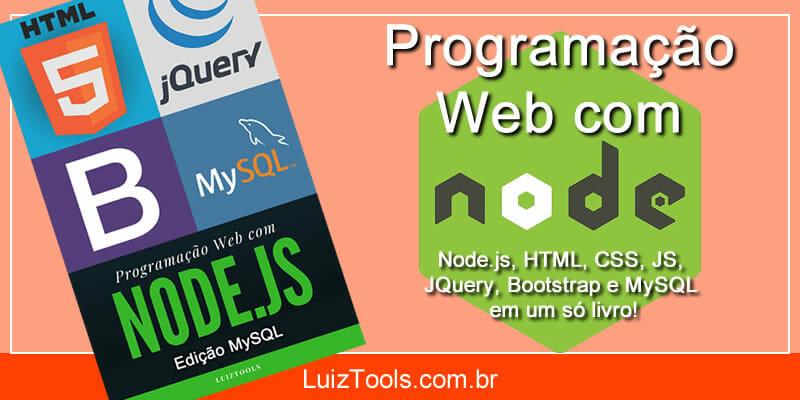 Livro Node.js com MySQL