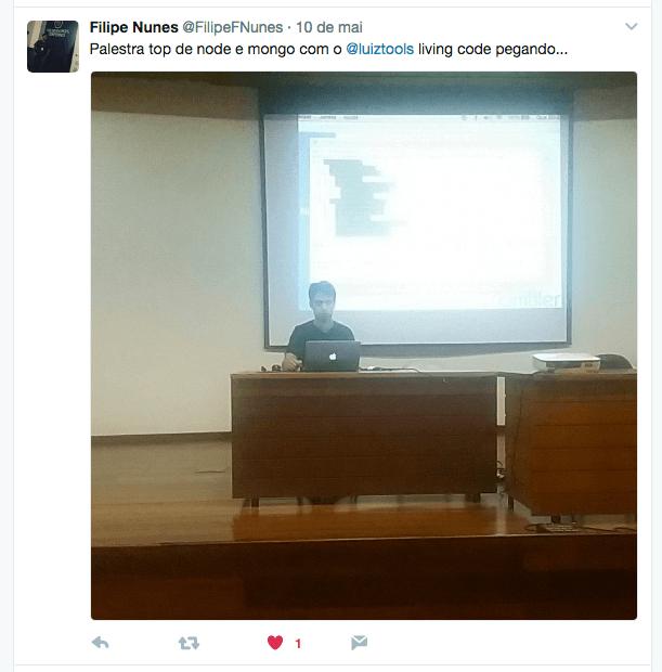 Live Code na FAPA