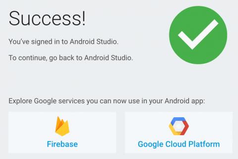 Firebase conectado