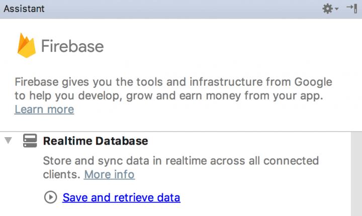 Configurando o Firebase