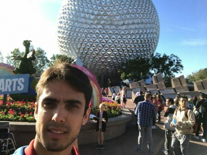 Disney Epcot, EUA