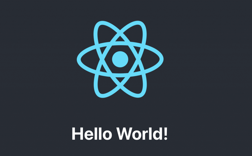 Hello World React